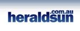 Geoffrey Edelsten, Herald Sun Logo